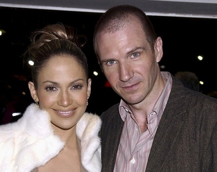 Jennifer co-starred with Ralph Fiennes in...