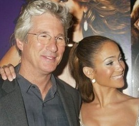 Jennifer co-starred with Richard Gere in...