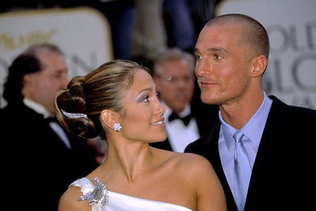 Jennifer co-starred with Matthew McConaughey in...