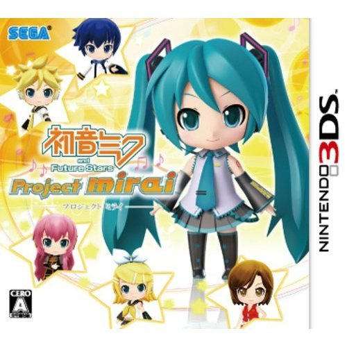 When was Hatsune Miku and Future Stars: Project Mirai released? (Month/Date/Year)