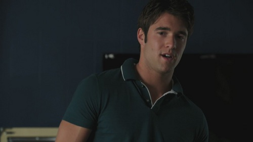 Who is in this scene with Daniel?