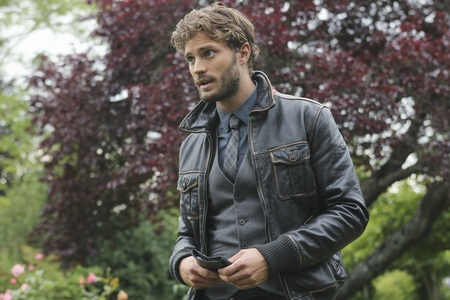 Which fairytale character does Jamie play in Once Upon A Time?
