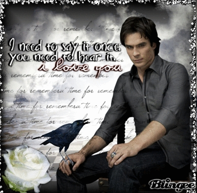 What is Damon have done in the con Eleni said: ''I need to say it onece,you need to hear it.'' ?