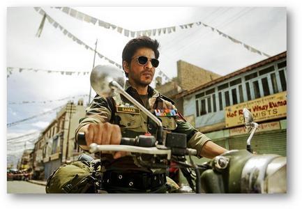 Shahrukh Khan Srk and his be
