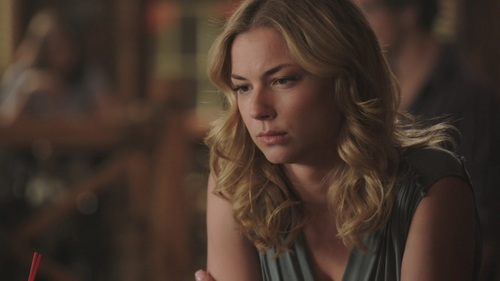 Who plays the character Emily Thorne?