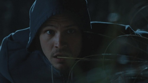 Who is Jack watching in this scene?