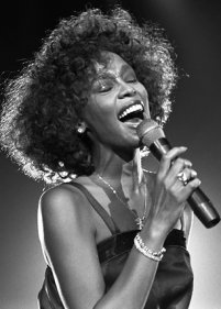 Whitney Houston's self-titled debut album was released in 1985