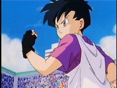 Videl fought vs: