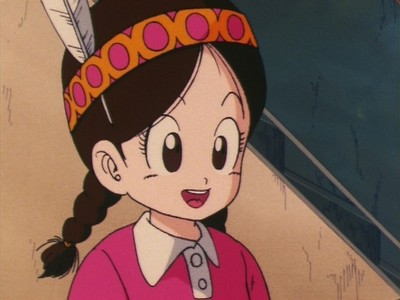 Whats The Name Of This Little Girl The Dragon Ball Females