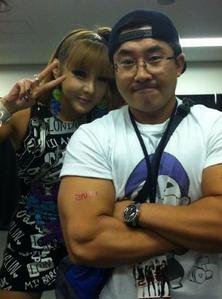 TRAINER HWANG REVEALED THAT HE CHOSED THIS FRUIT FOR BOM TO EAT AND HELP BLOCK OUT HER SNACKING.PICK THE CORRECT FRUIT