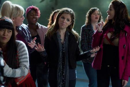 What song did Anna audition with for the role of Beca in Pitch Perfect?