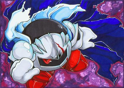 Who did Dark Meta Knight capture and pretend to be in Kirby and the Amazing Mirror?