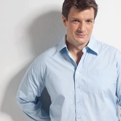 Nathan Fillion didn´t appear in wish TV Series????