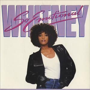 "Whitney's hit song, ""So Emotional"" was released a single back in 1987"