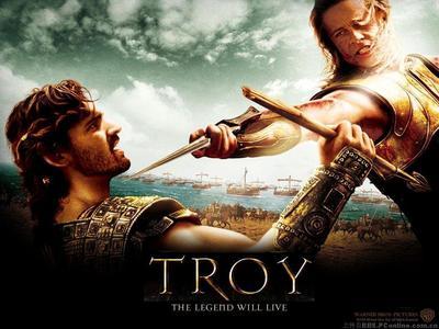 "Who did die in the movie ''Troy""?"
