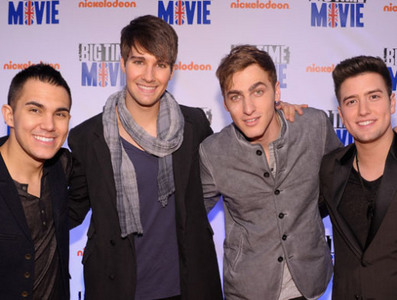 Who is my favorite member of Big Time Rush?