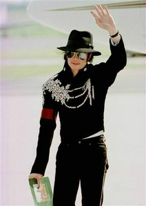 While on tour in 1997, Michael performed at the Aloha Stadium in Honolulu, Hawaii