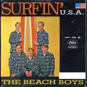 Match the A-side to its B-side: Surfin' USA