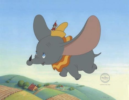 Why Dumbo Mother Was In The Cage