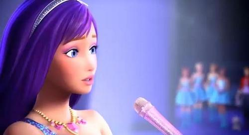 Barbie: La Principessa e La Pop Star is from.....