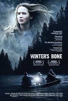 Jennifer earned her Oscar nomination for best actress for her role as Ree Dolly in Winter's Bone which was filmed on location in what state?