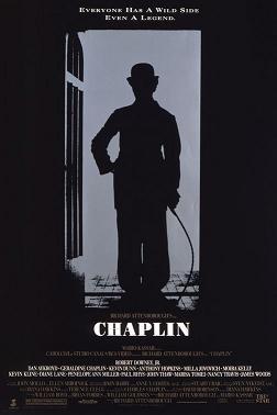 "In the movie ""Chaplin"", he is Charlie Chaplin ?"