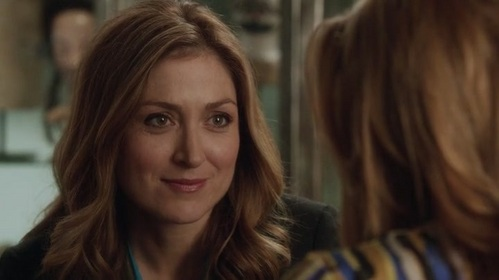Who plays the character Maura Isles?