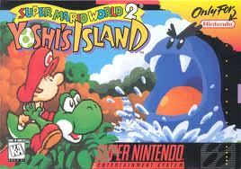 which level name is correct with the level number?.. in Yoshi's Island (Super NES)