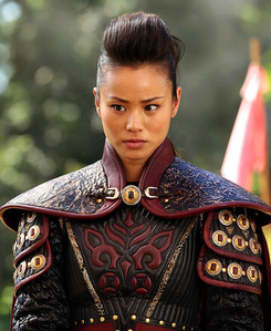 Once Upon A Time: Episode: Broken-Question Four: Was Mulan featured in this episode?