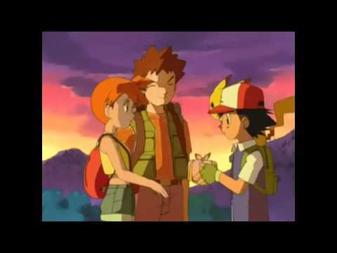 what did misty give ash when misty perminently left their group?