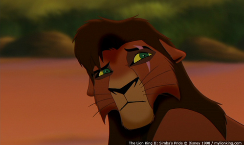 Why was Kovu exiled?