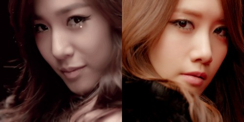 Who is the prettier in The Boys MV?