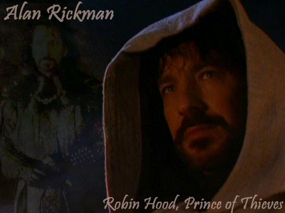What is the Sheriff of Nottingham's first name?