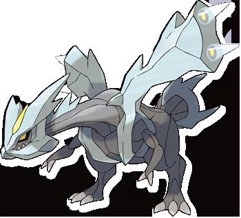 What type of pokemon is Kyurem?