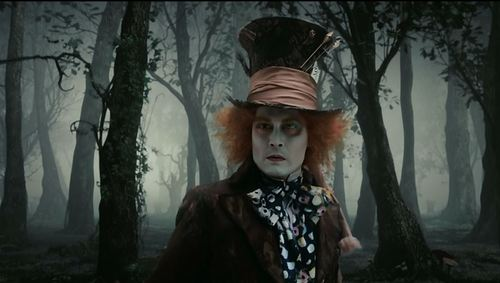 How many times did Hatter go hatless?