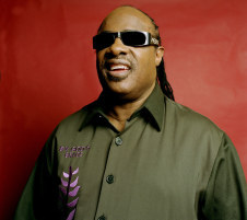 Stevie was a featured performer at Michael Jackson's memorial service back in 2009