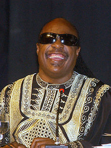 "Stevie was a featured vocalist in the 1985 video, ""We Are The World"""