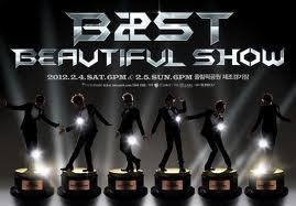 In 2012 B2st Beautiful Show held in....