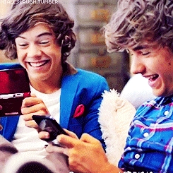 What name does Liam call Harry?