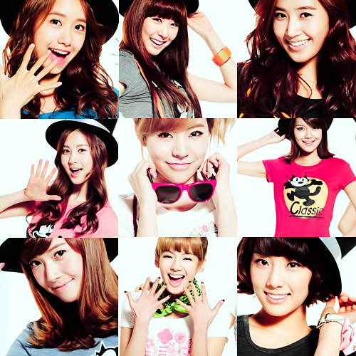 Greta's fav member from Girls Generation/SNSD?