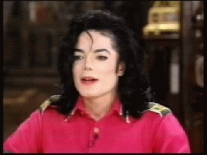 This photograph of Michael was taken during his interview with journalist, Oprah Winfrey, at Neverland Ranch back in 1993