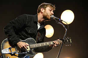 What is the name of Dan Auerbach's solo album (released in 2009)