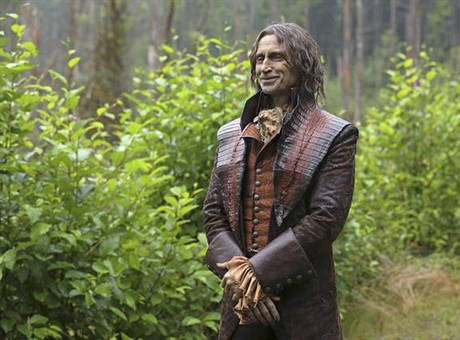 Rumplestiltskin says he's only broken one deal.  With whom did he make it?