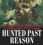 """Who is مصنف of """"Hunted Past Reason""""?"""