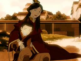 What is the name of Zuko's mother?