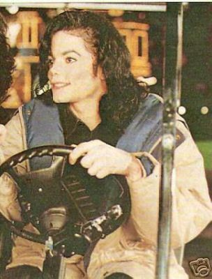 This photograph was taken during Michael's interview with Oprah Winfrey back in 1993