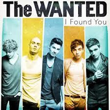 Who is the first person we see in i found you ?
