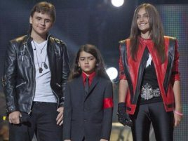Michael's three children were in attendance at concerto held in his honor in Cardiff, Wales back in 2011