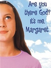 "Who is penulis of ""Are anda There God? It's Me, Margaret""?"