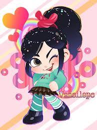 What is Vanellope's last name?